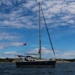 Spinnvill ankret i norsk farvann for aller første gang.