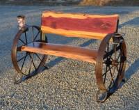 Steel Wagon Wheel Ideas - Easy Craft Ideas