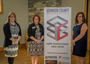 Johnson County Development Corporation 25th Anniversary