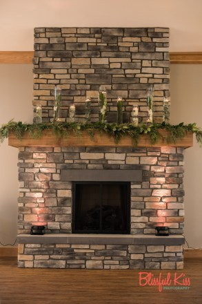Estate Room Fireplace