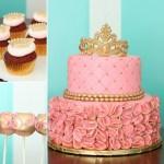 Pink+Princess+Ruffles+Baby+Shower+Cake_Cupcakes_CakePops