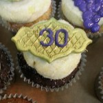 Gold_Plated_30th_Bday_Custom_CupCakes_Sydneys_Sweets