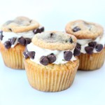 Chewy+Chocolate+Chip+Cookie+Cupcakes