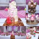 Naked+Cake+Baby+Shower+Dessert+Table