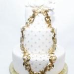 Modern_White_Wedding+Cake