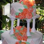 Orange_Flowers_Wedding_Cake_Sydneys_Sweets