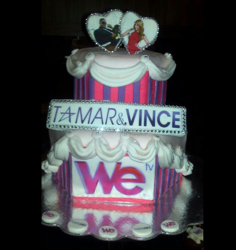 Tamar_and_Vince_Show_Premier_Party_Custom_Cake_Sydneys_Sweets