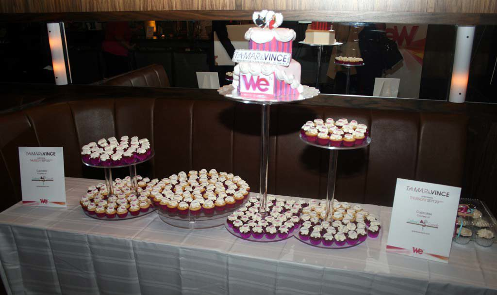 WE_TV_Tamar_and_Vince_Show_Custom_Mini_CupCakes_Sydneys_Sweets