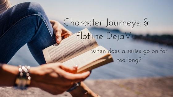 Character Journies & Plotline Deja-Vu