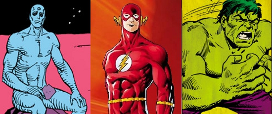 6 superheroes who got their powers from being lousy scientists