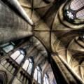 cathédrale de reims intérieur HDR 3