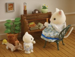 Baby Girl Shoes Wallpaper Buy Golightly Cat Twins Flair Online Sylvanian Families
