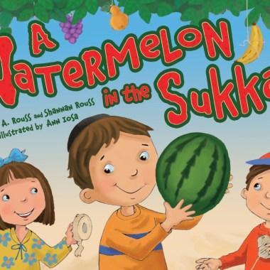 Sukkot – information for Parents and Children