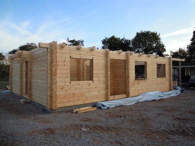 Autoconstruction maison bois - Maison En Bois Autoconstruction