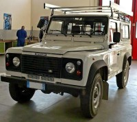 ROOF RACK FOR LAND ROVER DEFENDER