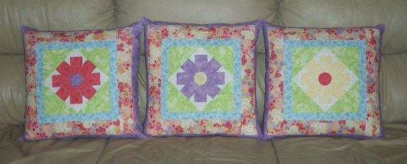 Val39s Quilts Spring Garden