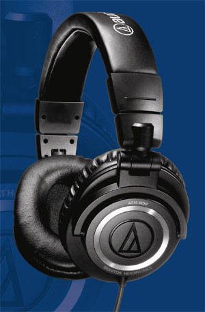 Audio Technica Studio Headphones