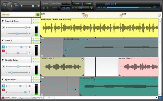 Indaba Music Mixer