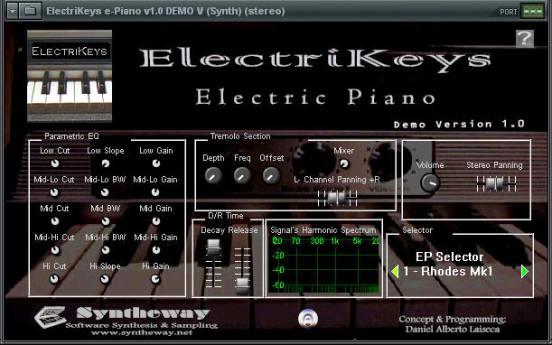 Electrikeys