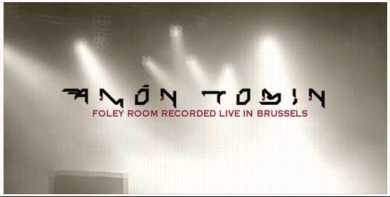 Foley Room Recorded Live In Brussels