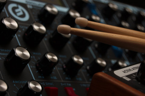 free-moog-drum-machine