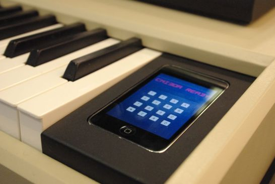 Fairlight CMI-30A iPod Touch