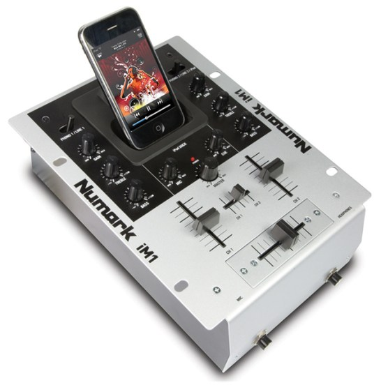 Numark IM1 DJ Mixer
