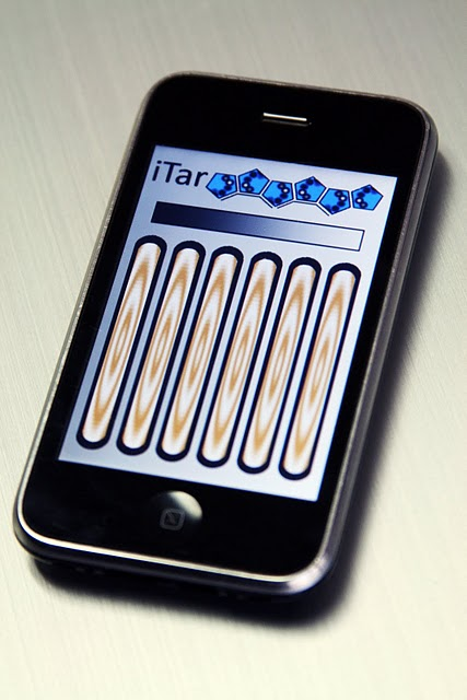 Starr Labs iTar iPhone keytar
