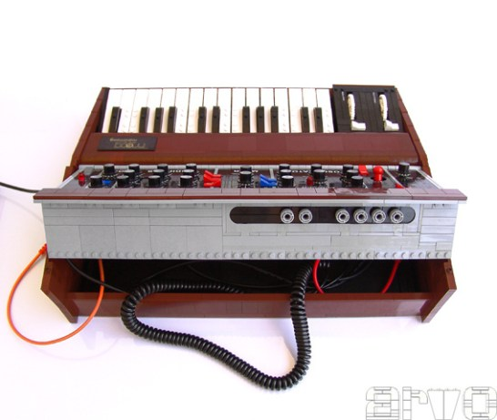 Lego Synthesizer