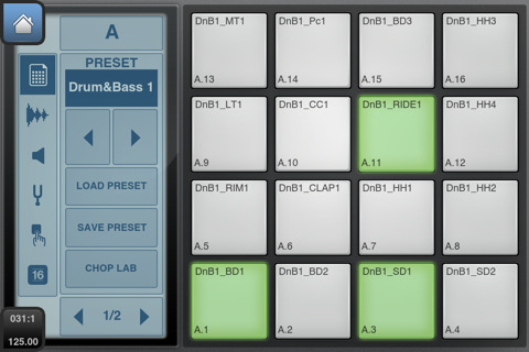 Beatmaker 2 for iPad