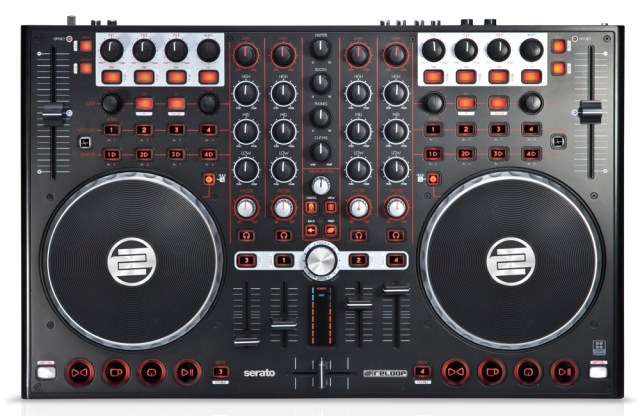 Reloop Terminal Mix 4 Serato Edition