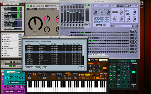 Open Source Music Software Synthtopia