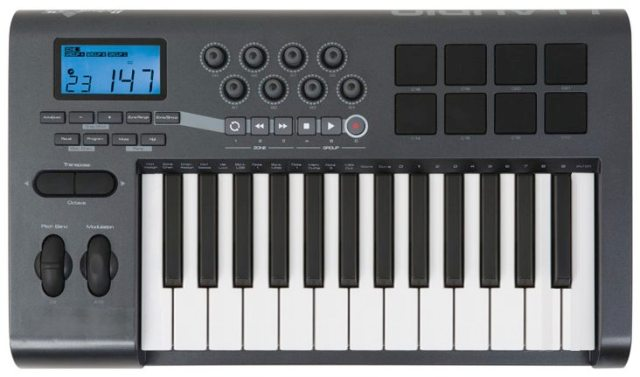 W-Audio WTF Keyboard