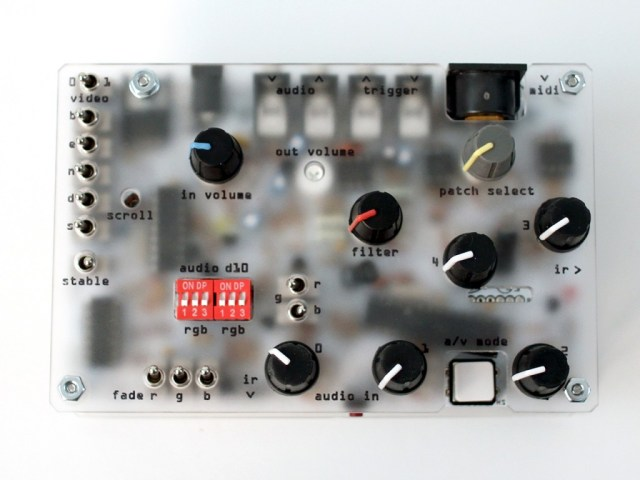 Bleep Labs Hard Soft Synthesizer