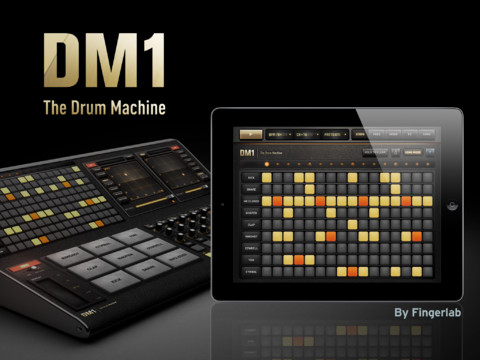 dm-1-drum-machine
