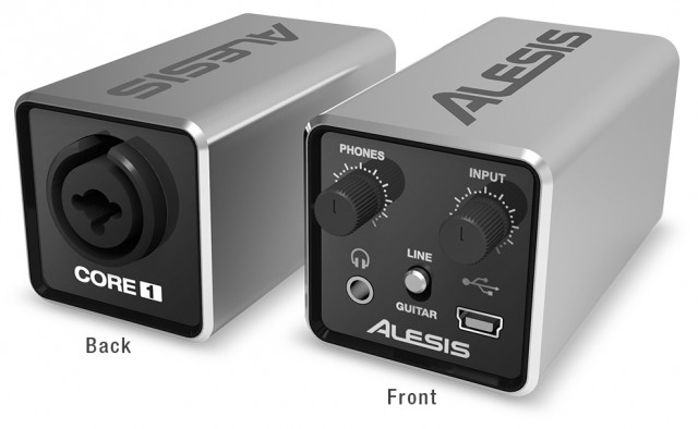 alesis-Core1-audio-interface
