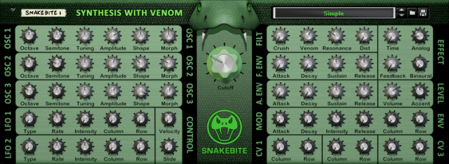 snakebite-synthesizer
