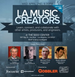 la-music-creator-event