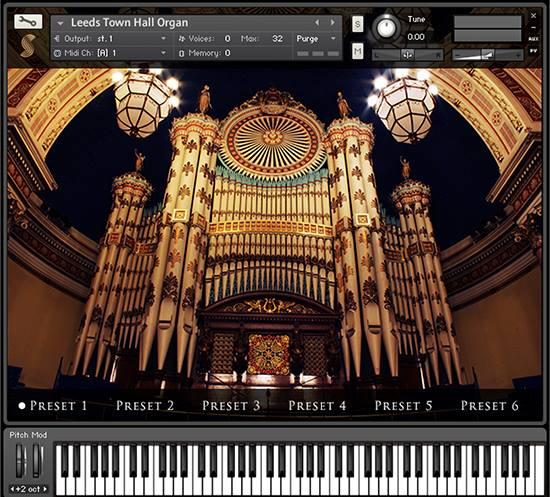 free-organ-virtual-instrument