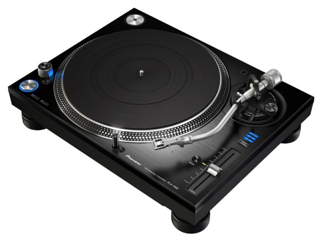 Pioneer-PLX-1000-DJ-Turntable
