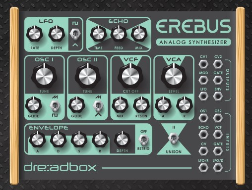 dreadbox intros erebus paraphonic analog synth module