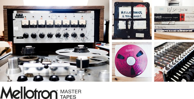 mellotron-master-tapes