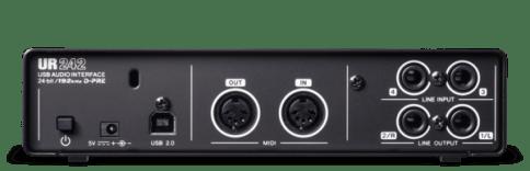 ur-242-audio-interface