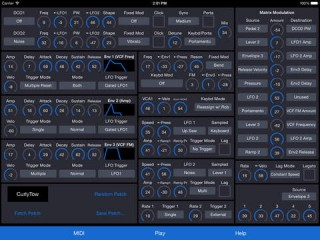 matrix-ipad-editor