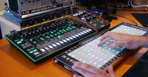Using The Linnstrument With A Eurorack Modular Synthtopia