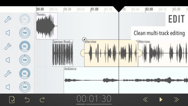 ferrite-recording-studio