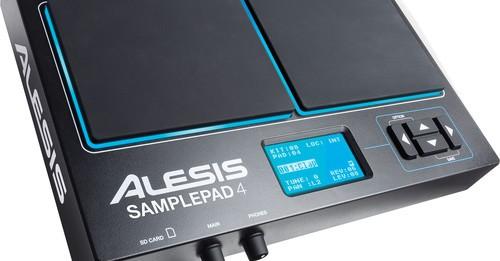 samplepad-4-sampler