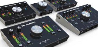 m-track-audio-interface