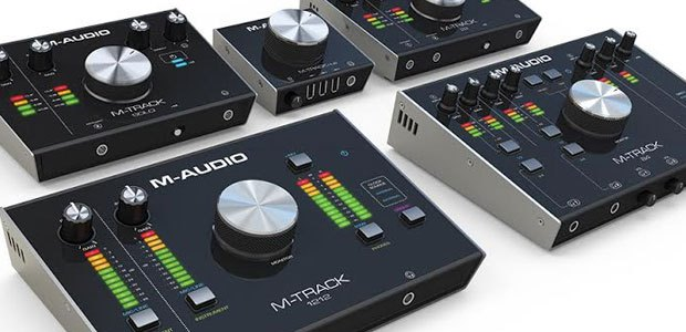 m-track-audio-interface