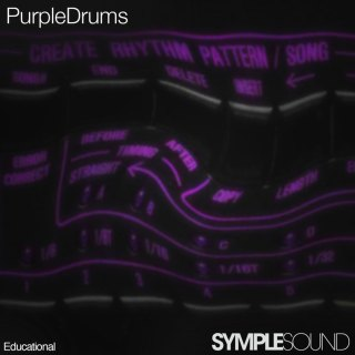 symplesound-purple-drums